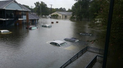 Image result for Baton Rouge Flood Damage Photos