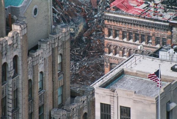 039 17 600x402 - Salen a la luz unas exclusivas fotografias del 11 de Septiembre