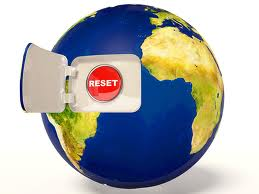 Reseteando el mundo