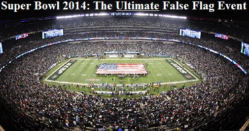 X22Report: Will Super Bowl False Flag Get The Green Light?