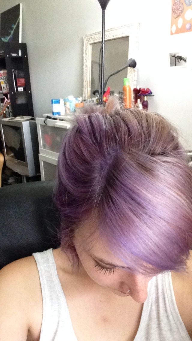 My Unglamorous Hair Journey A Fine Site