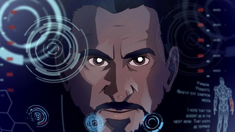 Oral history of Iron Man
