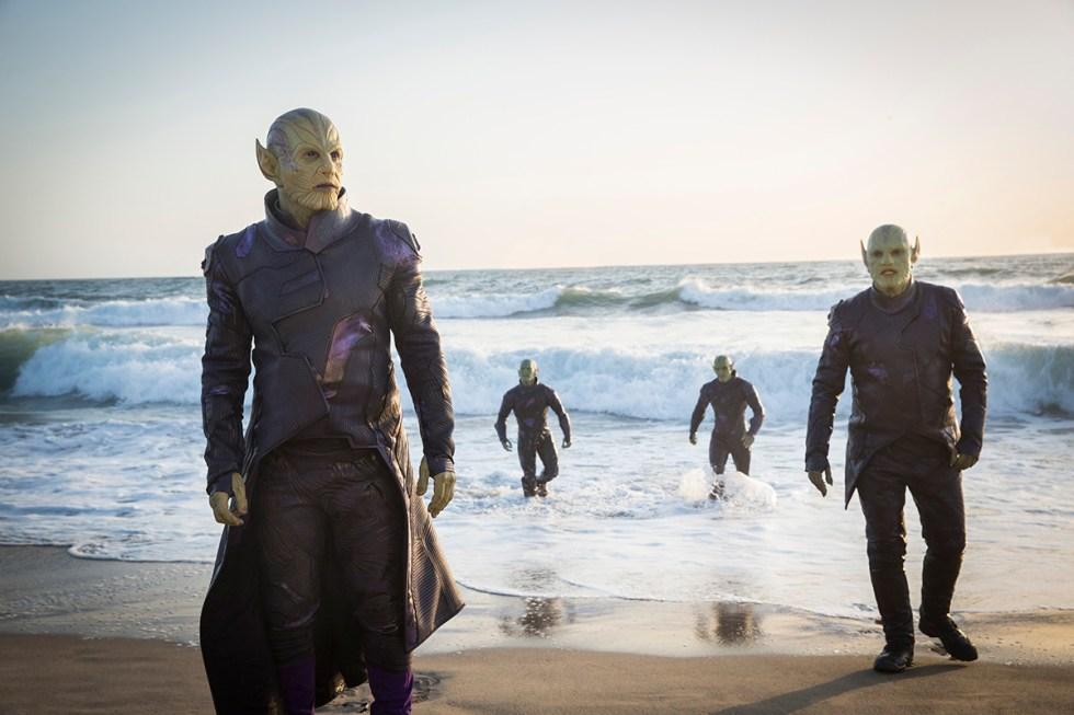 Skrull companions