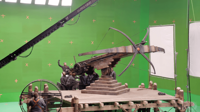 Game of Thrones behind the scene