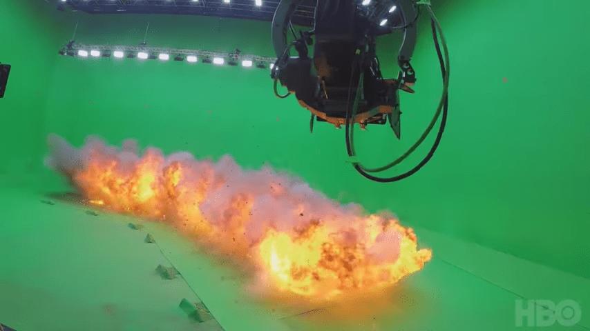 Game of Thrones VFX