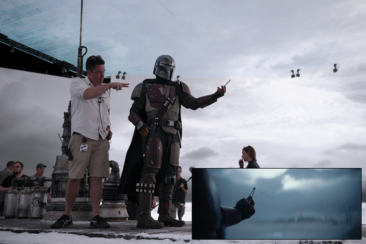 The Mandalorian VFX