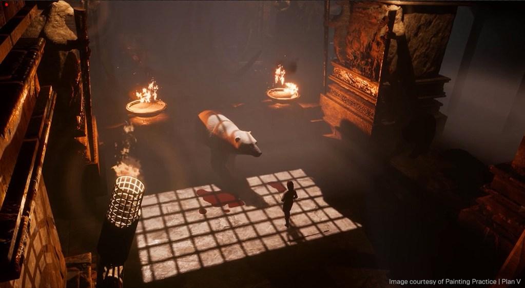 virtual production planning behind 'His Dark Materials'