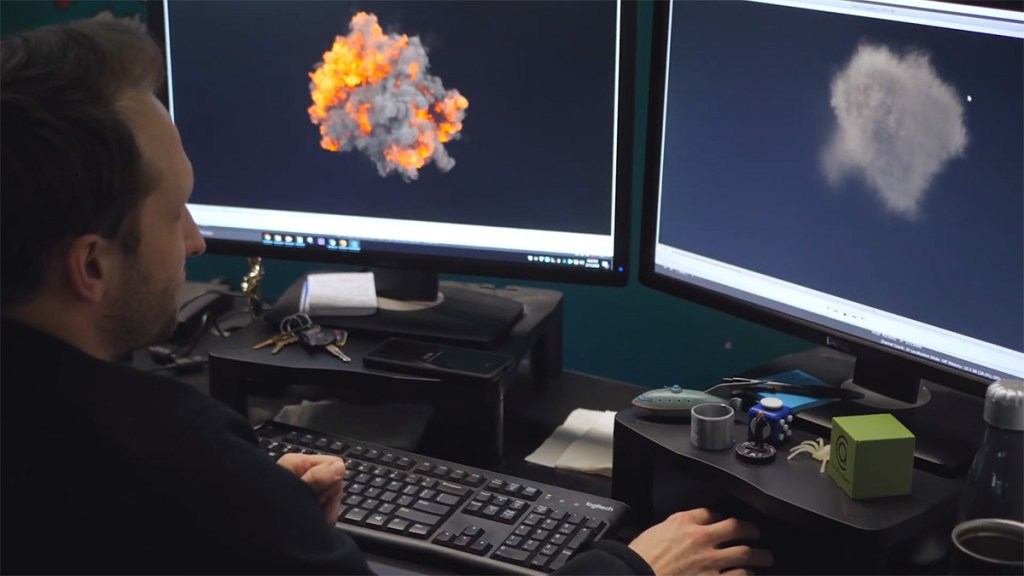 Using VFX stock footage day-to-day: a studio case study