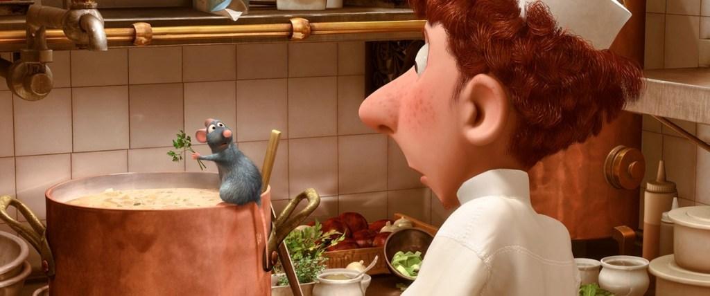Retro RenderMan: shading food for 'Ratatouille'