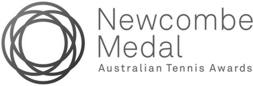 Newcombe Medal Greyscale