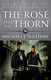 The rose thorn