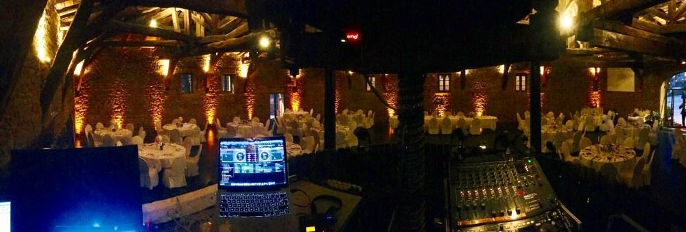 Animation musicale DJ pour soirée de gala