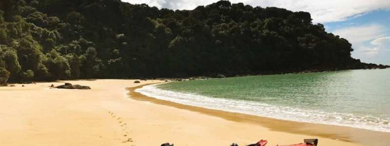Kayaking is the Best way to Travel the Abel Tasman National Park