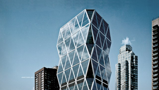 Hearst Tower. Foster&Partners. 2006