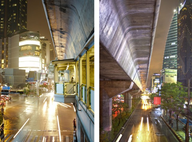 Sukhumvit viaducts: Streets in the sky © Christian Liebenberg