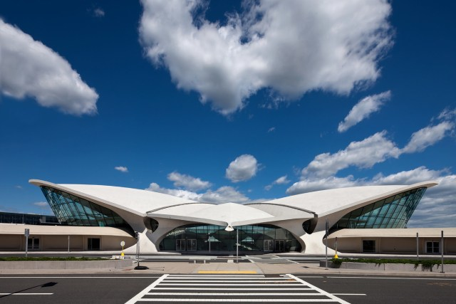 TWA Terminal. New York