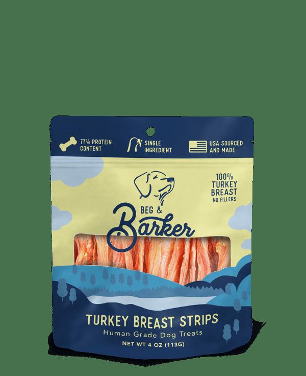turkey treats 4oz bag