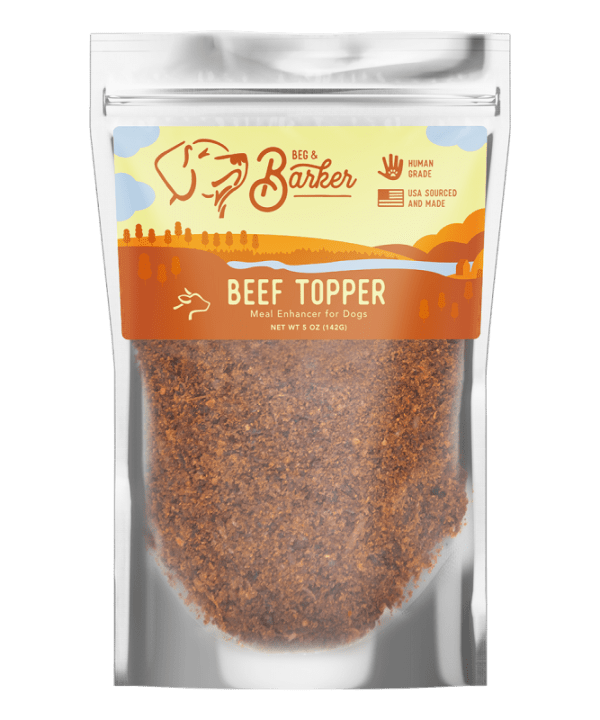 5oz bag of bag filled with shredded air dried beef