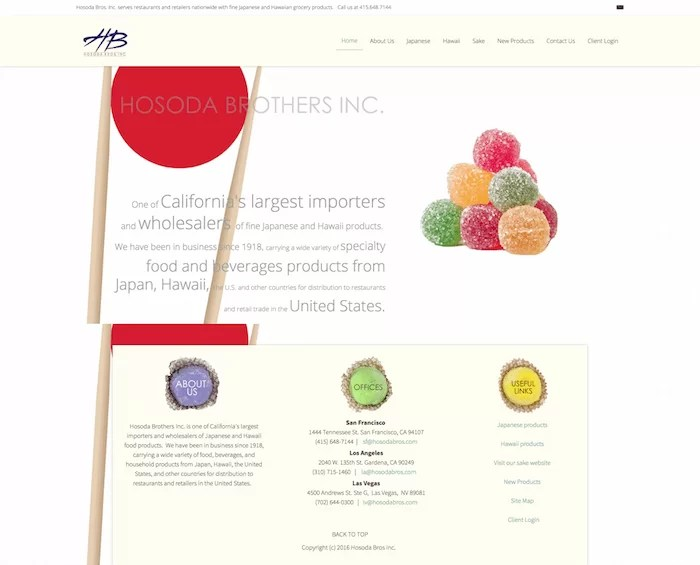 Hosodabro Weebly Site