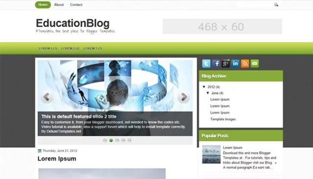 Education Blog