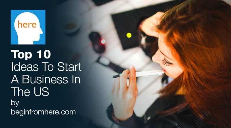 Start a business in US