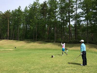 nagano keikyu golf course8