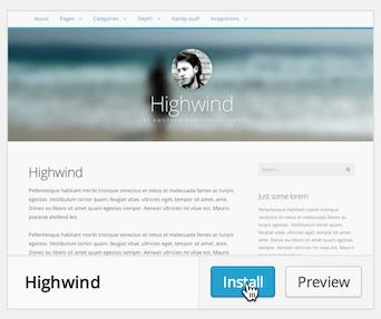 Install Highwind