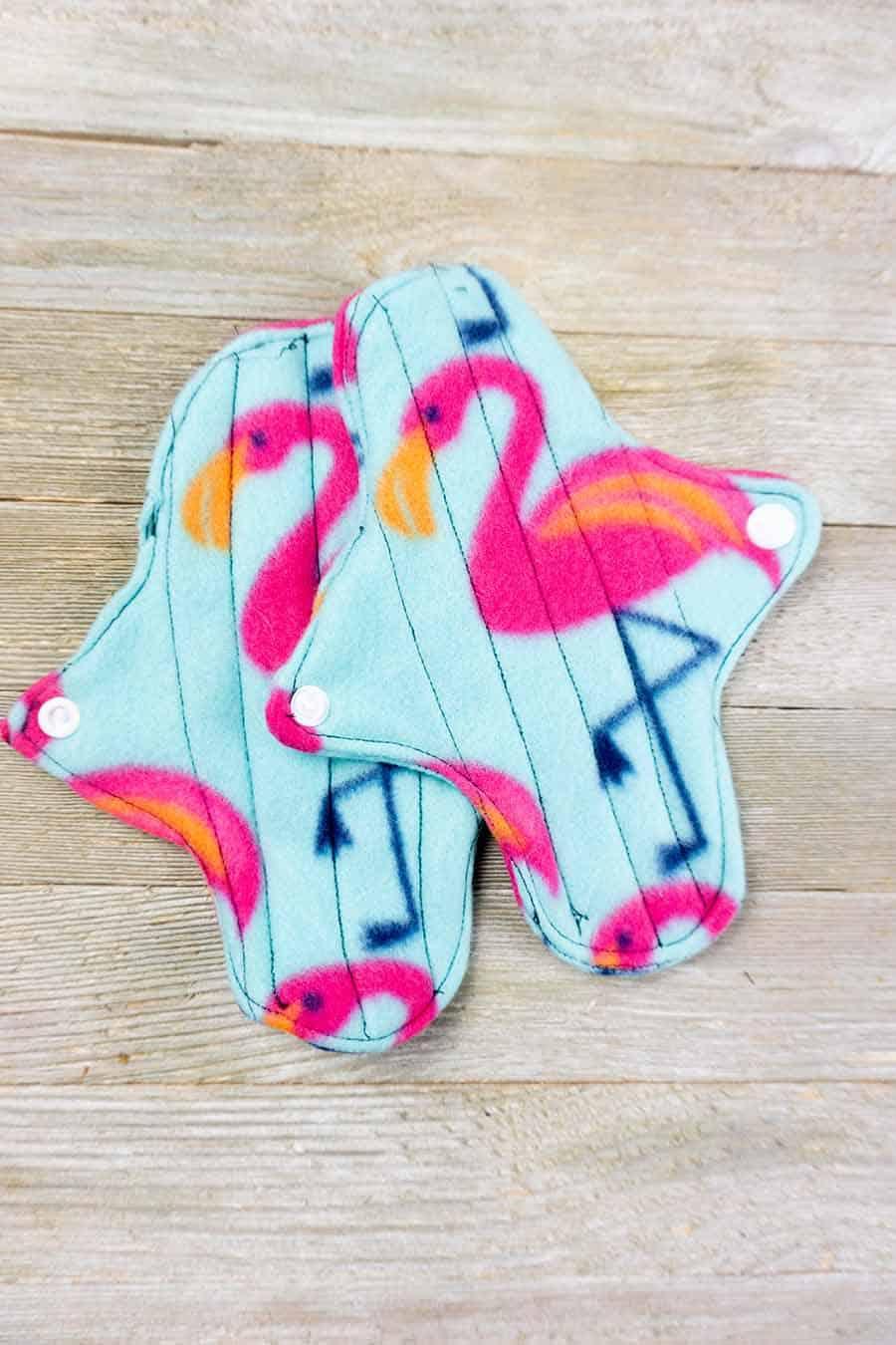 Easy Sew Women's Sanitary Pads Tutorial