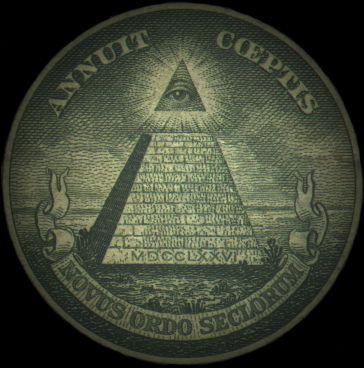All Seeing Eye Dollar Bill | Illuminati Symbolism
