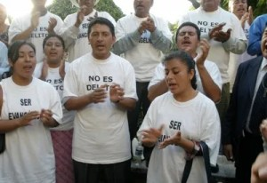 "Christians in Mexico: ""Leave this Town or Be Crucified"""
