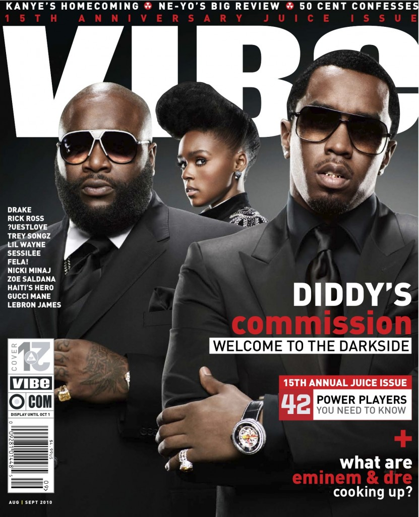 Rick Ross And P Diddys Holy Ghost More Satanic Blasphemy