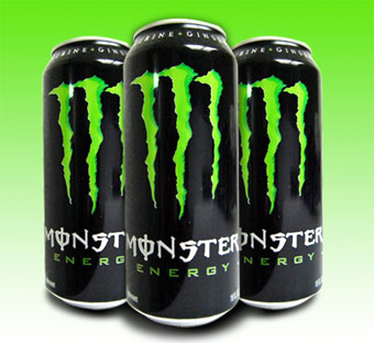Monster energy drink secretly promoting 666 the mark of the beast beginning and end - Monster energy corporate office ...