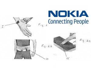 Nokia Developing Tattoo That Speaks To Your Phone