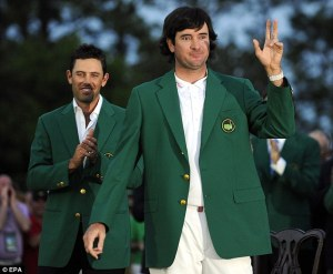 Golfer Bubba Watson Gives Credit to Jesus Christ for Masters Win