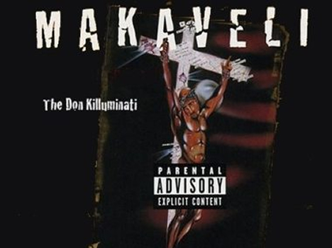 Tupac-Don-Killuminati-The-7-Day-Theory | Illuminati Symbolism