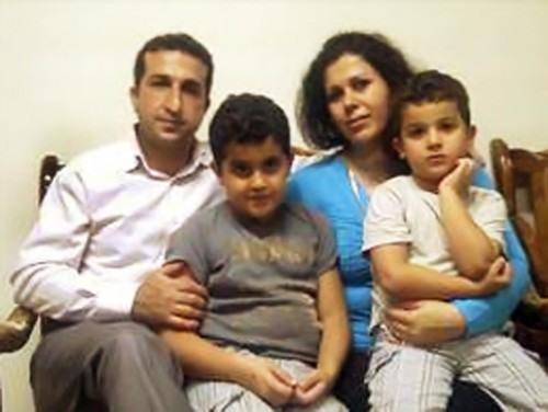 Youcef Nadarhkani Family | Christian Persecution