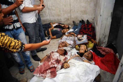 Maspero Massacre Egypt | Christian Persecution