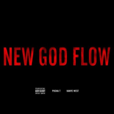 Kanye West New God Flow Cover | Illuminati
