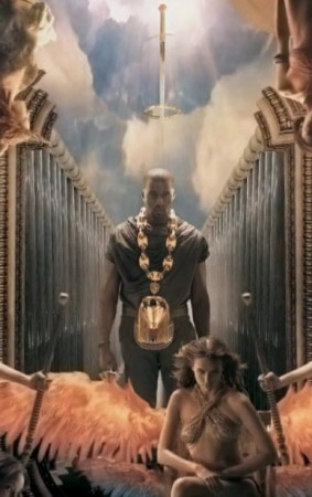 Kanye West Power Video Sword Damocles | Illuminati Symbolism