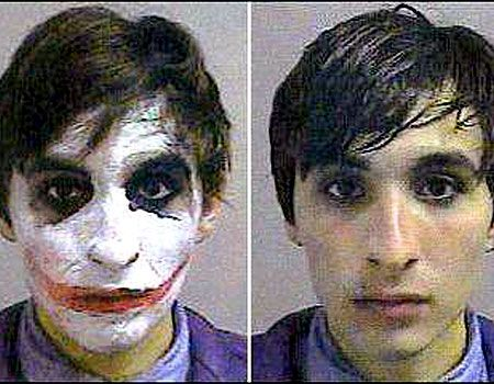 Phony Joker Arrested | Dark Knight Shooting Copycat