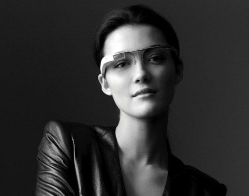 Google Project Glass Sample | Singularity New World Order