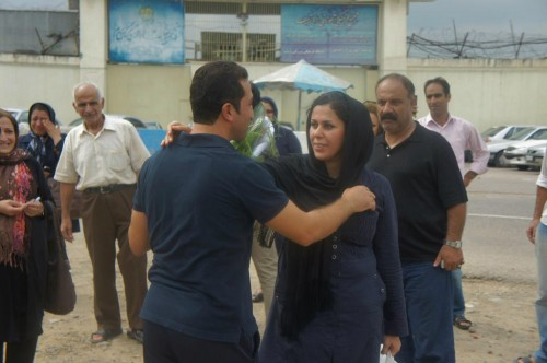 Youcef Nadarkhani and wife | Christian Persecution