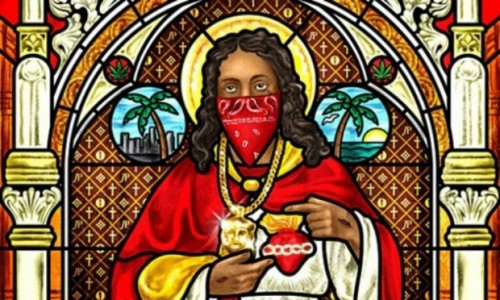 The Game Jesus Piece Album Cover | Illuminati