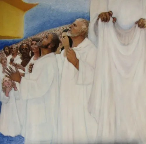 Revelation 7 Multitude | When does the Rapture happen? The Rapture in the Bible.