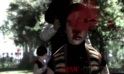 Lucius Video Game   Video game Violence Damien Omen