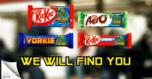 Nestle We Will Find You Ad | RFID Microchip Tracking