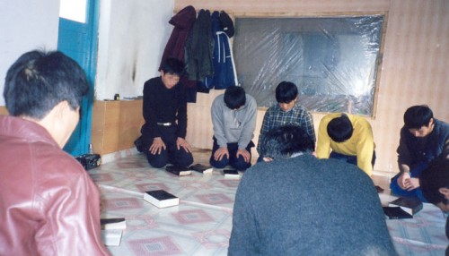 North Korean House Church | Christian killed for their faith.