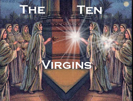 Image result for ten virgins