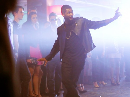 Mercedes Benz Satanic Super Bowl Commercial | Usher. Deal with the devil.