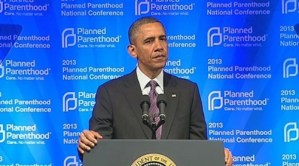 "President Obama To Planned Parenthood: ""God Bless You"""
